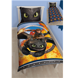 Accessori letto How to Train Your Dragon 135789
