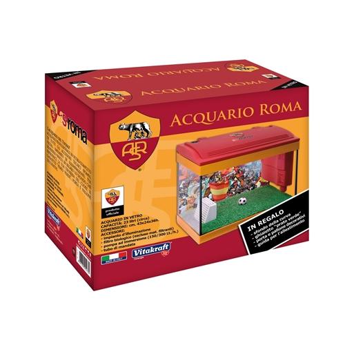 Acquari roma ufficiali 2017 18 in offerta for Acquari nuovi in offerta