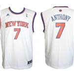 New York Knicks Canotta Anthony Bianca