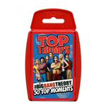 Carte da gioco Big Bang Theory Top Trumps