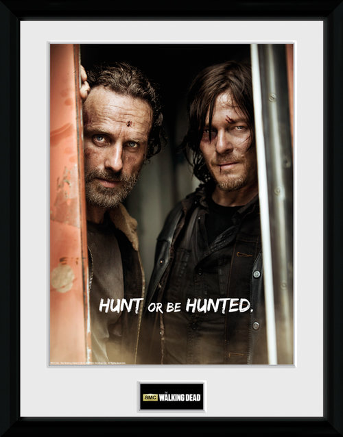 Poster The Walking Dead 137089