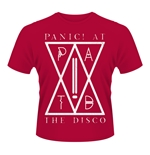 T-shirt PANIC! At The Disco PATD