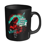 Tazza The Plan 9 - Man From Planet X THE MAN FROM PLANET X