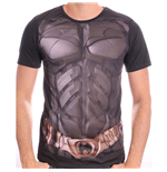 T-shirt DC COMICS Batman The Dark Knight Uniform Sublimation - L
