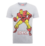 T-shirt Marvel Iron Man Pose