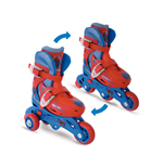 Pattini/Rollerblade 2 in 1 Spider-Man 27-30