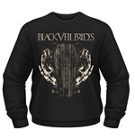 T-shirt manica lunga Black Veil Brides Deaths Grip