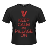 T-shirt Vikings Keep Calm