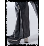Pantaloni Queen of Darkness 138600