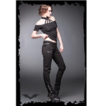 Pantaloni Queen of Darkness 138611