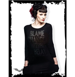 Camicia Queen of Darkness 138741