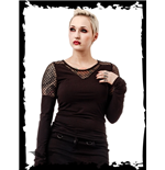 Camicia Queen of Darkness 138770