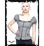 Camicia Queen of Darkness 138813