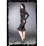 Camicia Queen of Darkness 138862