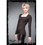 Camicia Queen of Darkness 138874