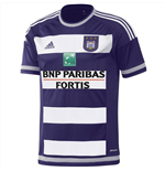 Maglia Anderlecht 2015-2016 Adidas Home