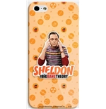 Cover per iPhone Sheldon di Big Bang Theory