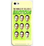 Cover per smartphone The world of Sheldon's emotions Big Bang Theory