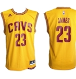 Cleveland Cavaliers Canotta James Gialla