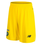 Pantaloncini Short Celtic Football Club 2015-2016 Home (Giallo)
