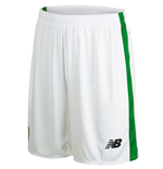Pantaloncini Short Celtic Football Club 2015-2016 Home (Bianco)