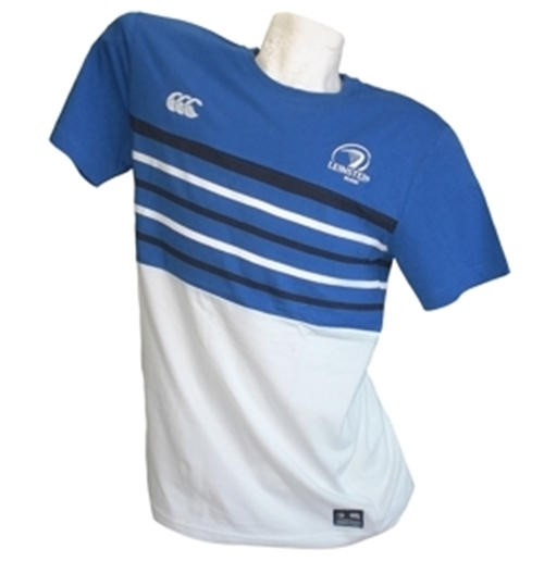 Leinster T-SHIRT Stripes