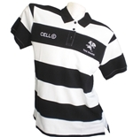 Natal Sharks Polo Pique Stripes