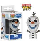 Pupazzo Frozen Pocket POP! Olaf 4 cm
