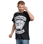 T-shirt Metallica-DEALER