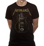 T-shirt Metallica-HETFIELD IRON CROSS