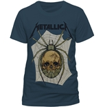T-shirt Metallica-SPIDER