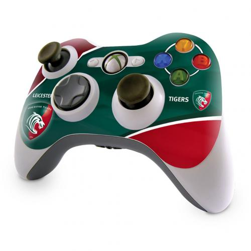 Cover Skin Controller Xbox 360 Leicester Tigers