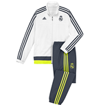 Tuta Real Madrid 2015-2016 (Bianco)