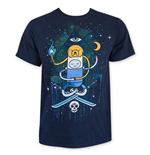 T-shirt Adventure Time -  Illuminati