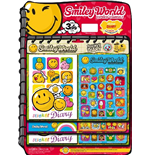 Smiley World - Sticker Diary