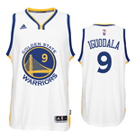 Canotta Golden State Warriors Andre Iguodala adidas New Swingman Home Bianco