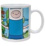 Adventure Time - Finn & Jake (Tazza)