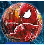 Amazing Spider-Man 2 (The) - Set 8 Piatti Cm 23