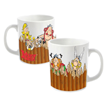 Asterix - Fence (Tazza)