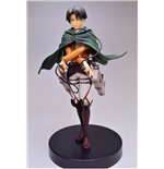 Attack On Titan - Levi Ackerman Figure (Altezza 17 Cm)
