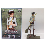 Attack On Titan - Eren Jaeger Cleaning Dx Figure (Altezza 16 Cm)