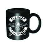 Avenged Sevenfold - Deathbat Crest (Tazza Mini)