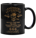 Avenged Sevenfold - Sieze The Day (Tazza)