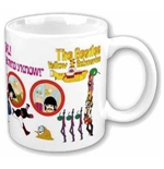 Beatles (The) - Yellow Submarine (Tazza)
