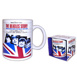Beatles (The) - The Beatles Story (Tazza)