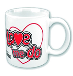 Beatles (The) - Love Me Do Womens (Tazza)