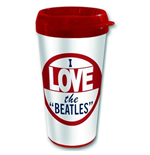 Beatles (The) - I Love The Beatles (Tazza Da Viaggio)