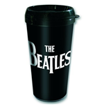 Beatles (The) - Drop T Logo (Tazza Da Viaggio)
