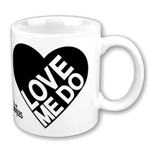 Beatles (The) - Boxed Mug: Love Me Do Mens (Tazza)