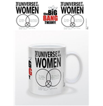 Big Bang Theory - Universe Of All Women (Tazza)